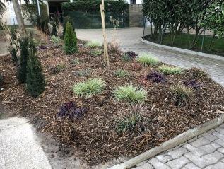 Réamenagement des espaces verts d'unerésidence